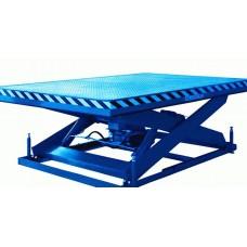 Подъемные платформы гидравлические, механические