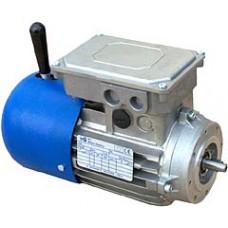 Трехфазные электродвигатели с тормозом